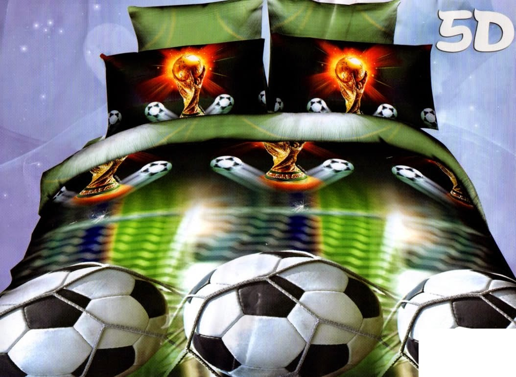 lenjerie pat fotbal