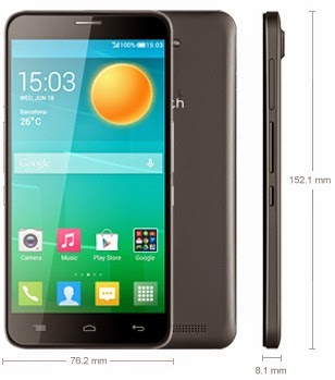 Alcatel Onetouch Flash Android Phone Murah Rp 1 Jutaan