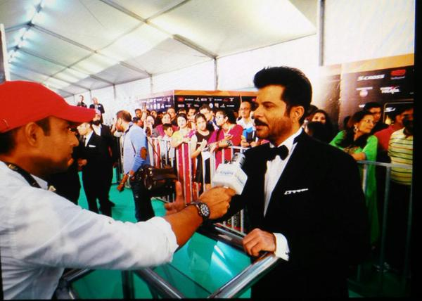 IIFA 2015 Green Carpet Images