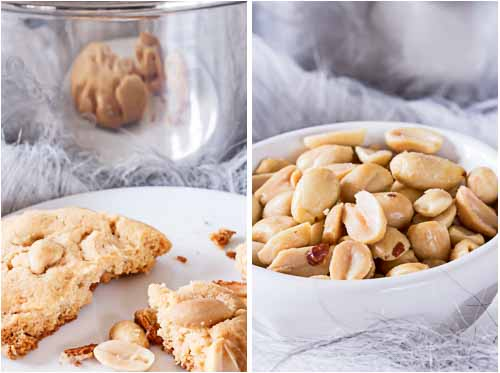 Amalie loves Denmark - Double Peanut Cookies aus der LECKER