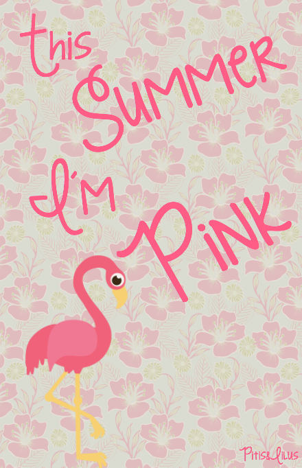 Fondo movil Pink Flamingo