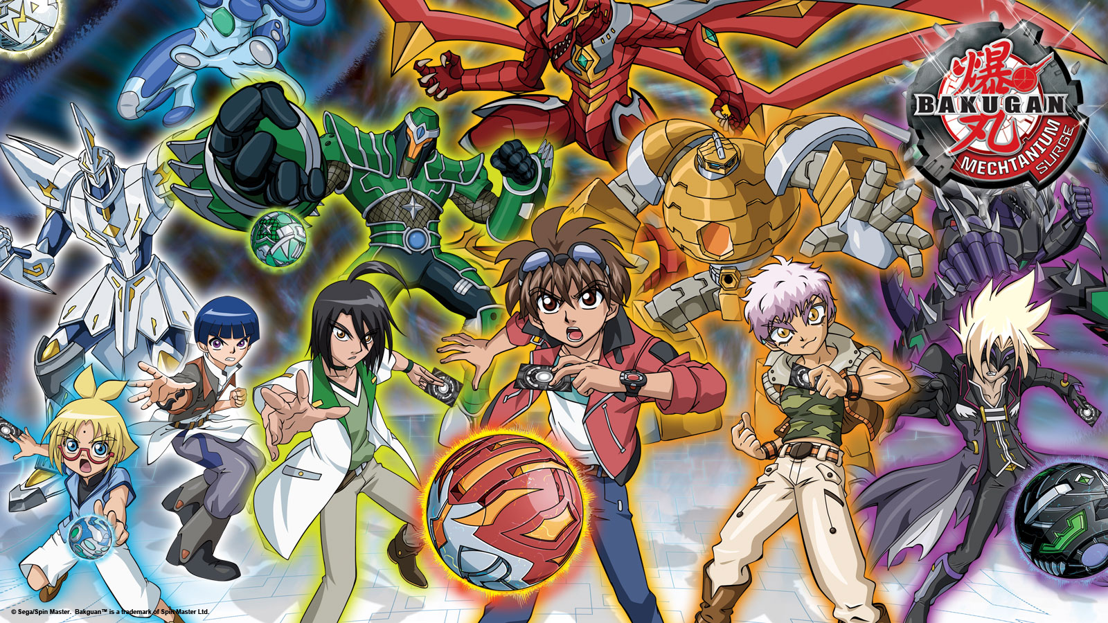 New Cartoon Wallpaper: Bakugan Mechtanium Surge: new-cartoon-wallpaper.blogspot.com/2012/08/bakugan-mechtanium-surge...