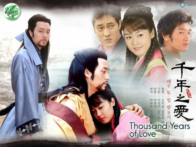 Love of Thousands Years- So Ji Sub + Sung Yu Ri