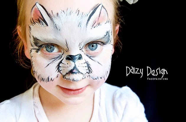 face painting ideas, face paintings designs