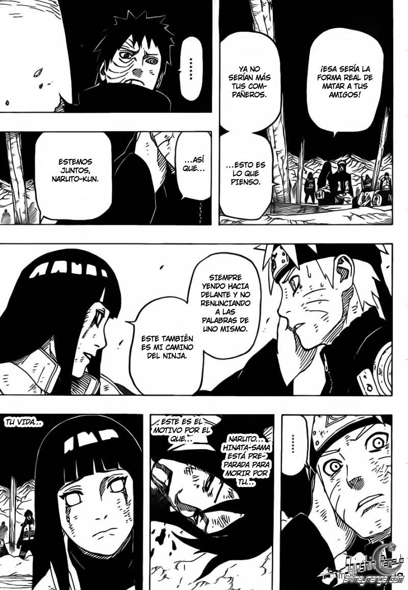 Naruto Shippuden Manga 615