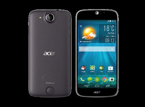 Hp android acer terbaru, Harga dan spesifikasi hp acer terbaru