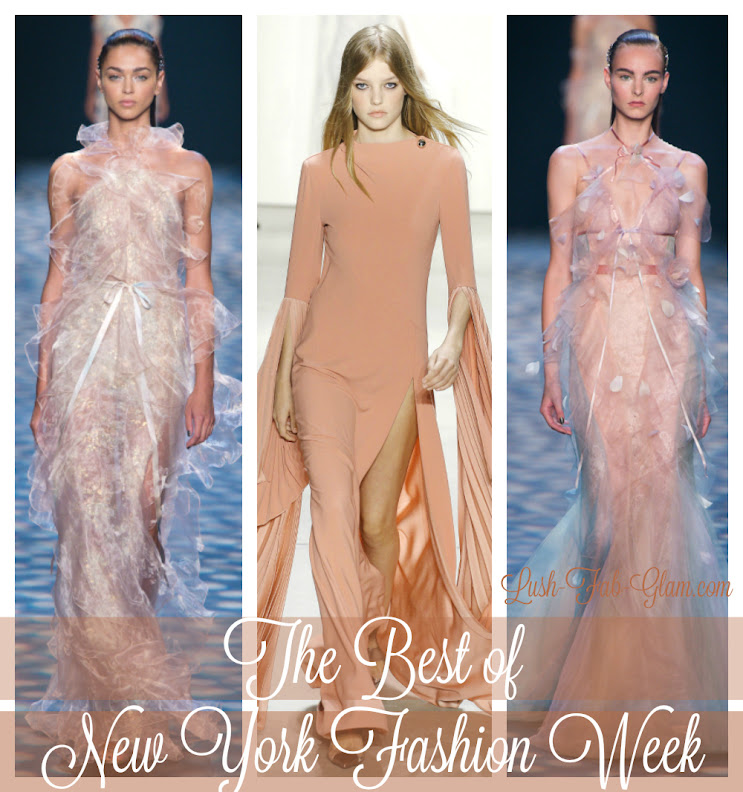 See the most stunning fashion designs and trends from NYFW Spring/ Summer 2017.