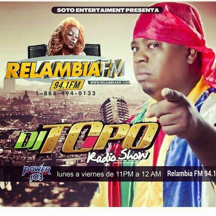 DJ TOPO RADIO SHOW