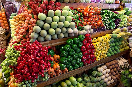 5 colori al giorno per una dieta più sana