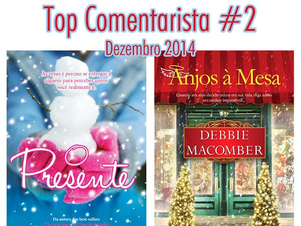 Top Comentarista #2 (Dezembro de 2014)