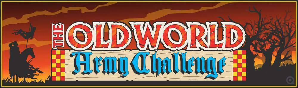 THE Oldhammer Painting Challenge