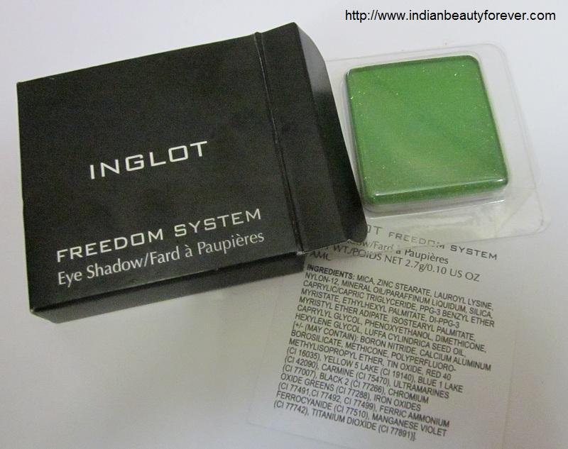 inglot eyeshadow refill
