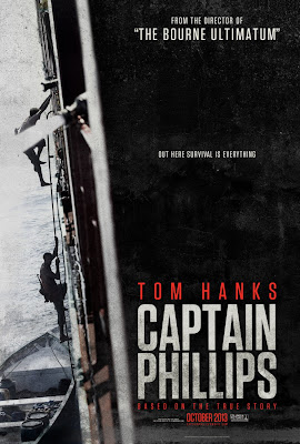 Captain Phillips ~ Poster | A Constantly Racing Mind