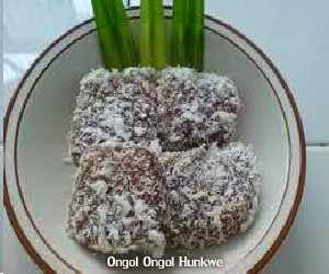 Resep dan Cara Membuat Ongol Ongol Hunkwe
