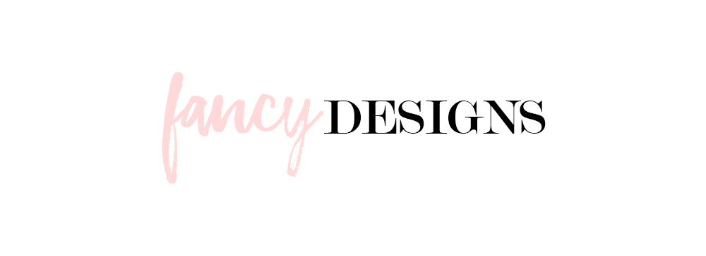 Fancy Designs Blog