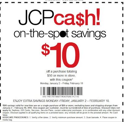 jcp survey coupon