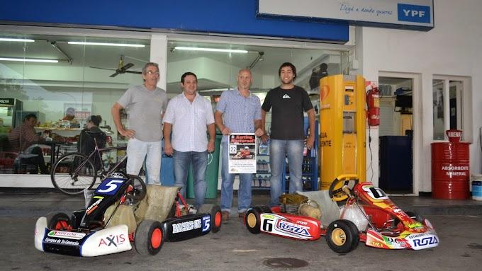 Fue presentada la primera del Kart Regional