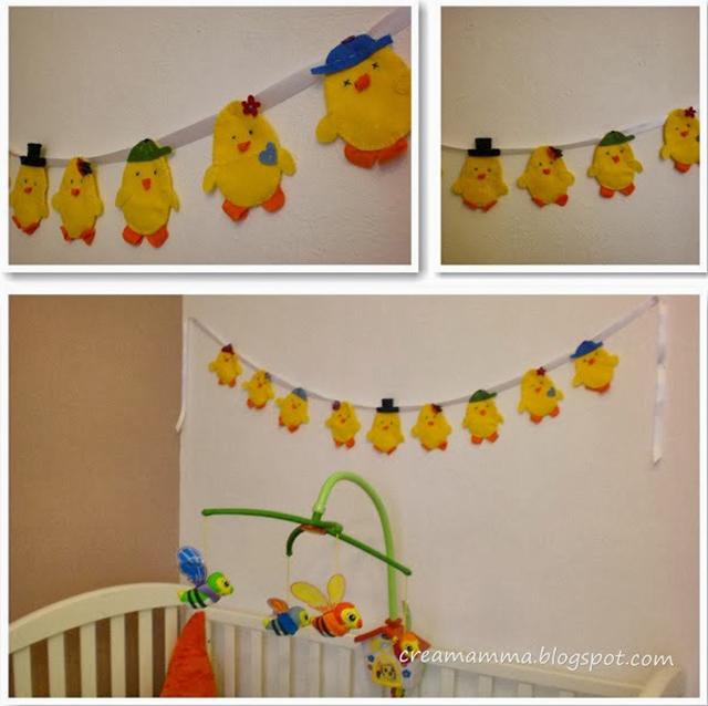 decorazioni per camerette bimbi