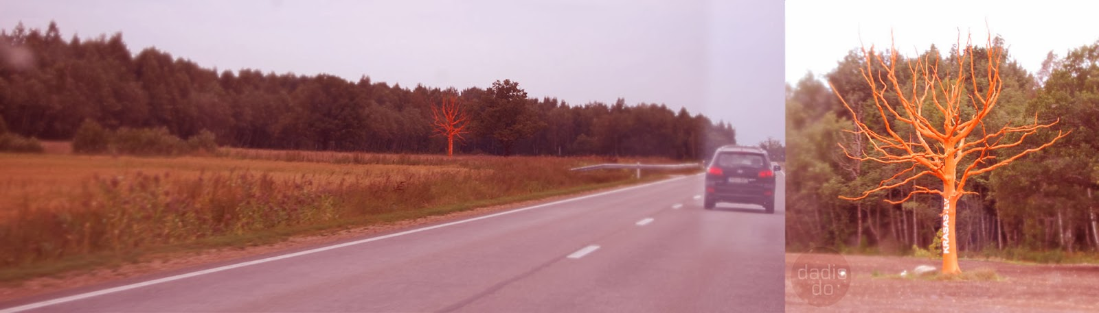 Ceļš vienmēr nozīmē kustību