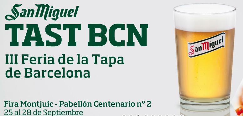 Tercera Fira de la tapa de Barcelona
