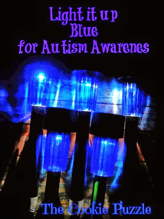Autism Awareness Light