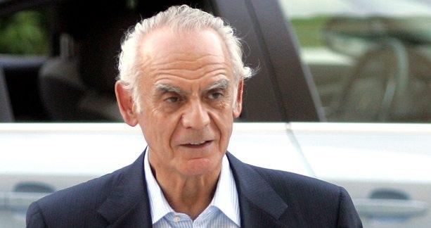Στον Κορυδαλλό επέστρεψε ο Τσοχατζόπουλος – Δεν καταβλήθηκε η εγγύηση των 200.000 ευρώ