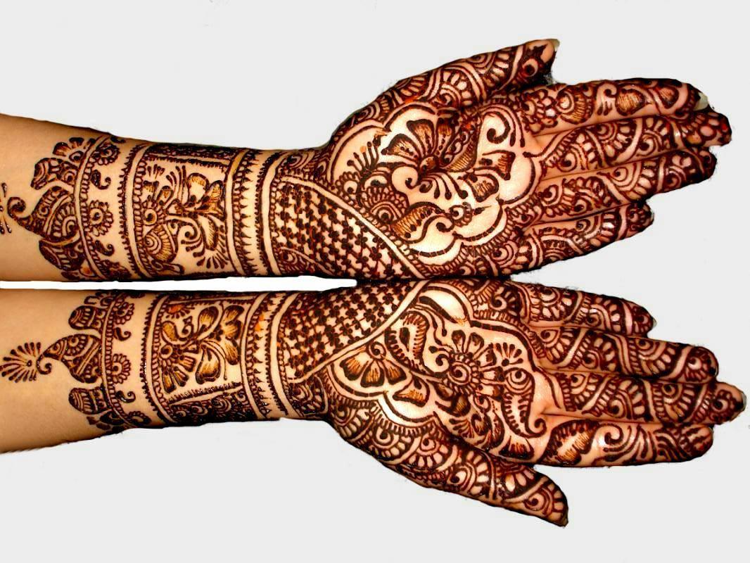 Mehndi Designs For Hands In Hd : Bridal mehndi designs beautiful and unique hands mehandi