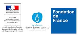 Projet financé par le CASDAR, la Fondation de France et la Fondation Daniel et Nina Carasso