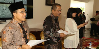 Kabupaten Banyuwangi kerjasama dengan Sekolah Tinggi Pariwisata Bali