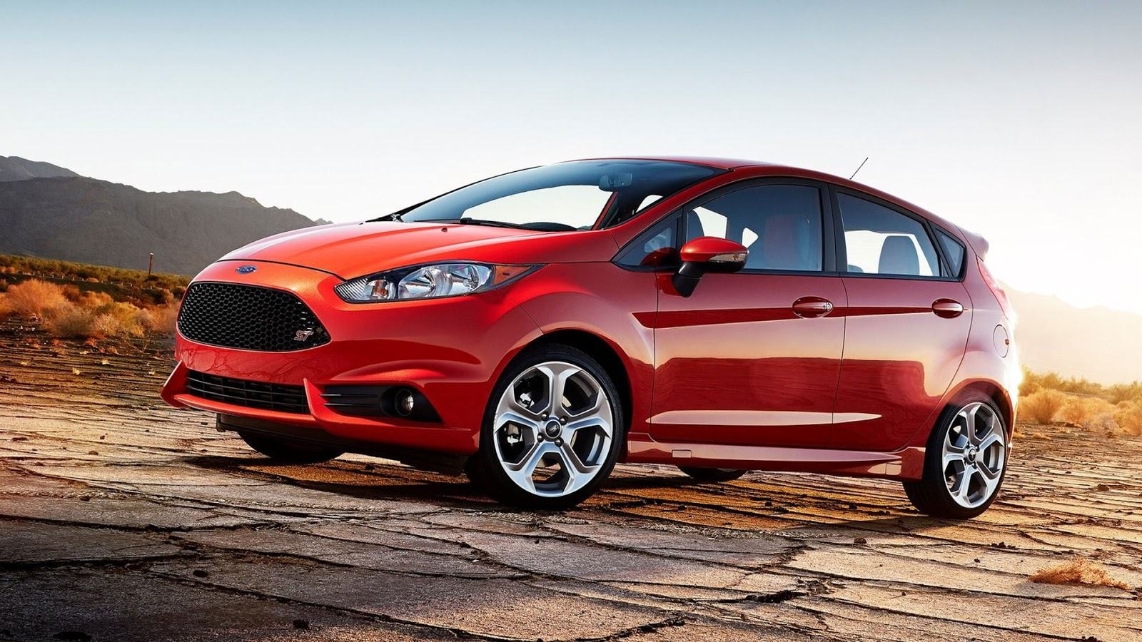 Inovatif Cars Ford Fiesta St 2014