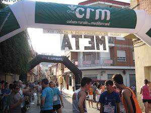 XVII volta a peu Castelló de Rugat 2012