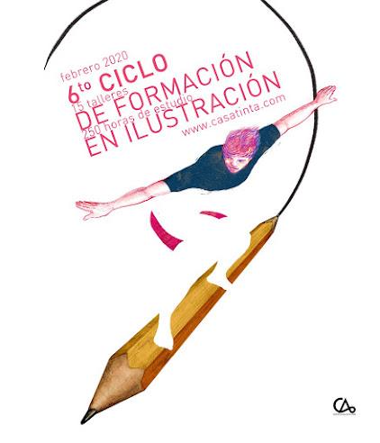 CICLO DE FORMACIÓN EN ILUSTRACIÓN