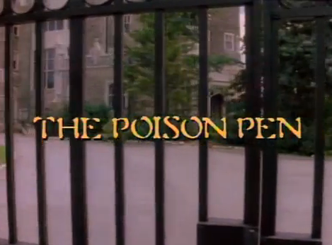 the poison pen 1