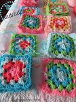 DIY  cuadradito a crochet