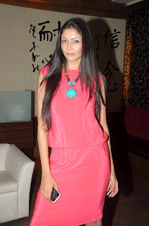 Poonam Pandey snapped at Mausami Badra's birthday bash