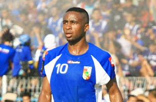 Nzekou, Patrice Nzekou, Skor Hasil Pertandingan PSPS Vs Semen Padang 8 Mei