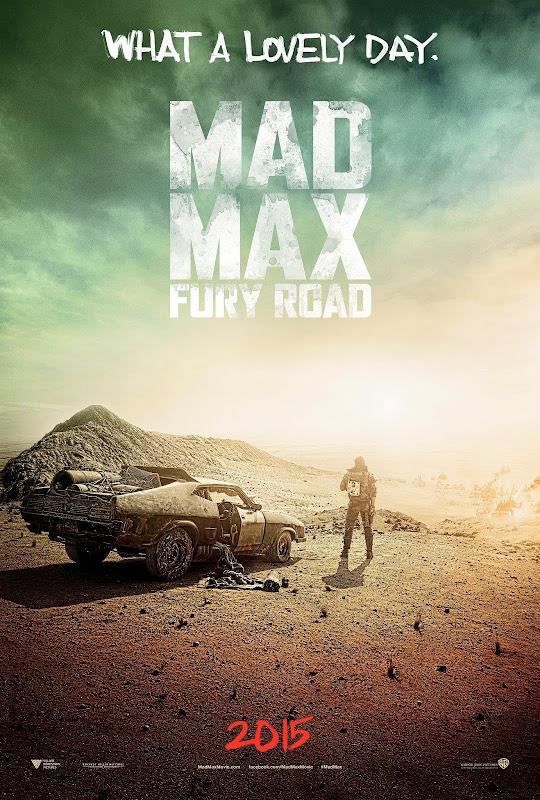 ตัวอย่างหนังใหม่ :  Mad Max: Fury Road (แมด แม็กซ์:ถนนโลกันต์) ซับไทย poster1