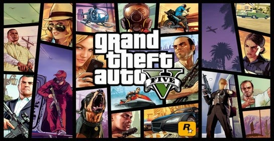 Gta 5 for Windows 8 500mb