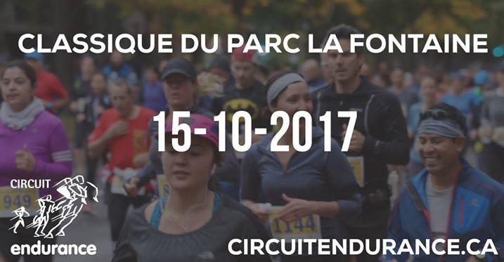 15-oct. : Classique parc Lafontaine (10km)