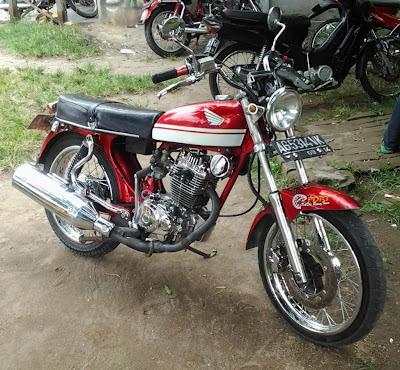 motor rk king modifikasi motor matic modifikasi motor jupiter z tahun ...