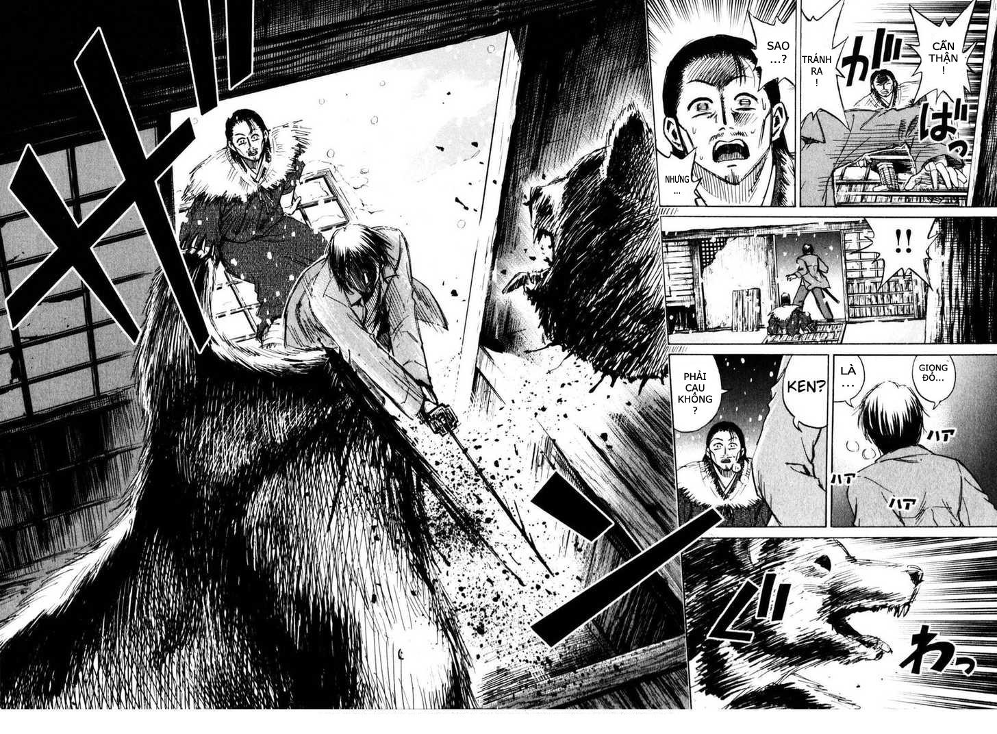 Higanjima chap 67 page 18 - IZTruyenTranh.com