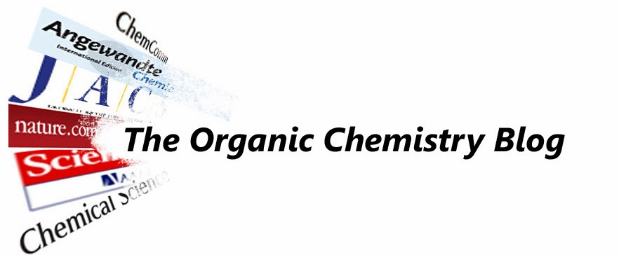 The Blog of Organic Chemistry