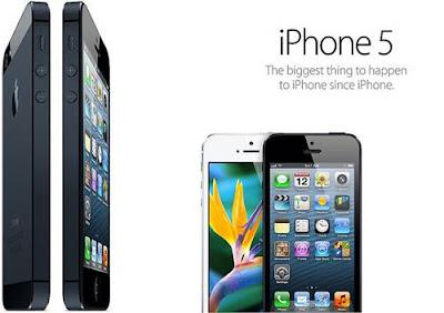 Apple iPhone 5 Dijangka Tiba Di Malaysia Seawal 26 Oktober 2012
