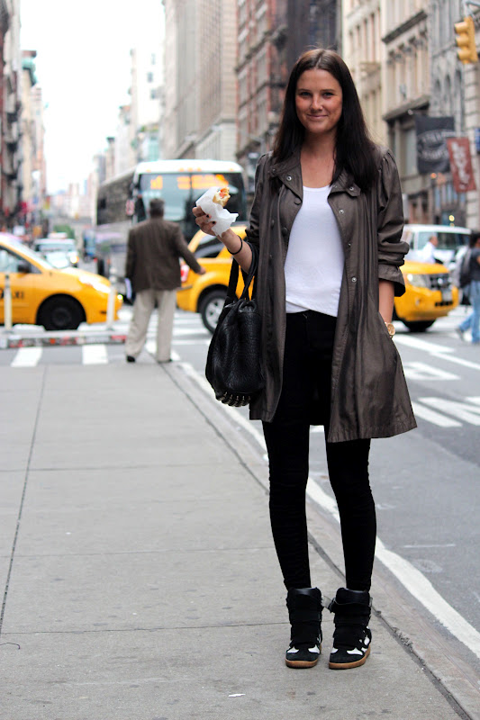 Summer Street Style From New York City Pt Iii An Urban Experience