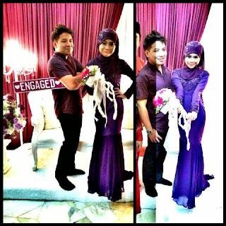 mereka ini jom layan gambar gambar pertunangan fiffy natasha muslim
