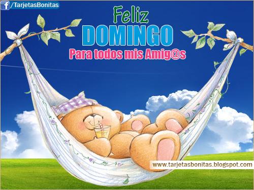 FELIZ DÍA DOMINGO PARA COMPARTIR - facebookamor.com