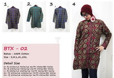 batik muslim murah jakarta selatan