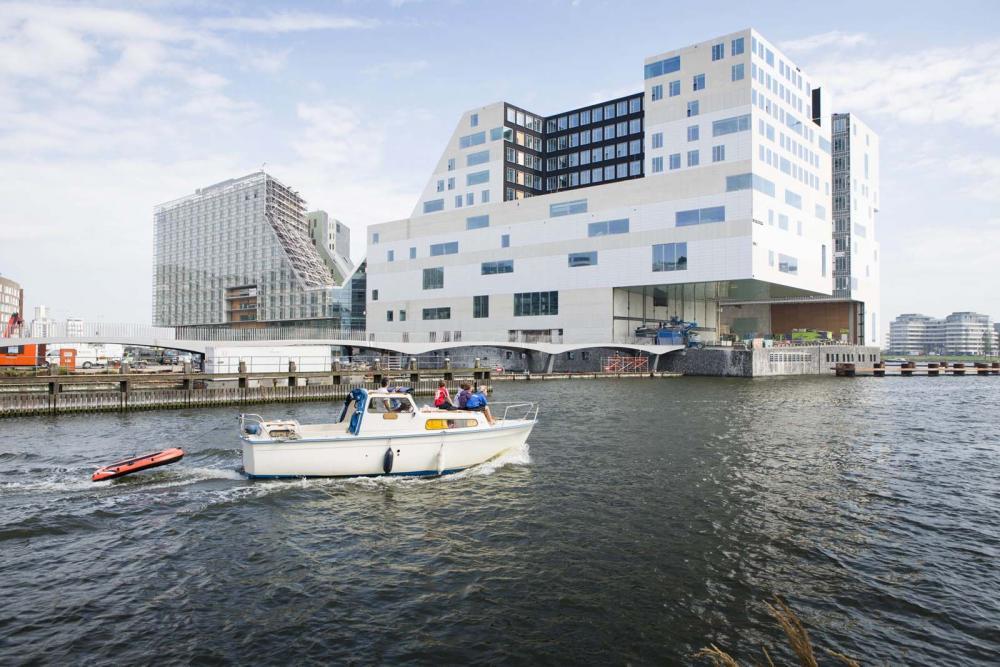Hotel IJDock in Amsterdam