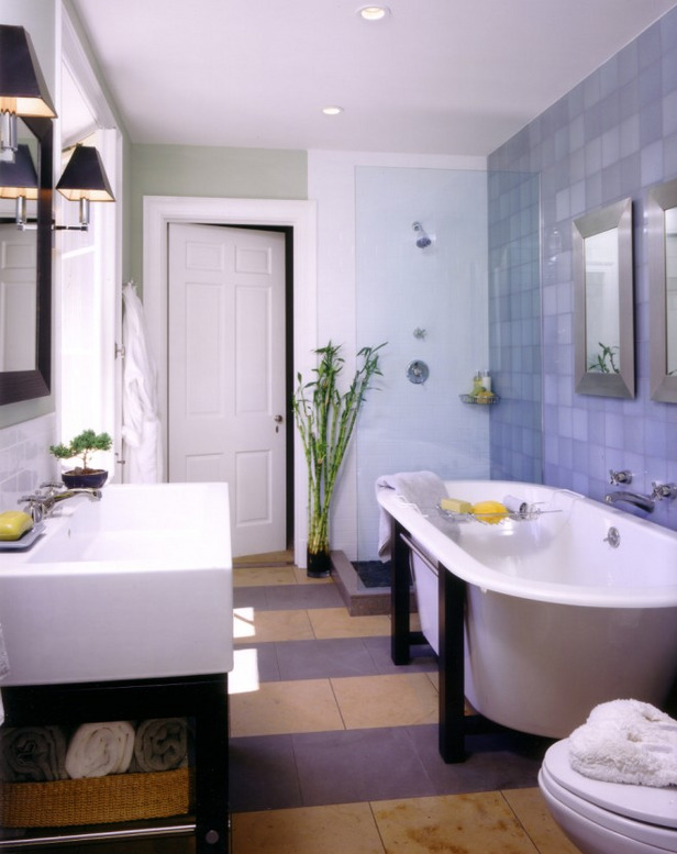 The bath showcase december 2011 for Bathroom ideas 8 x 11