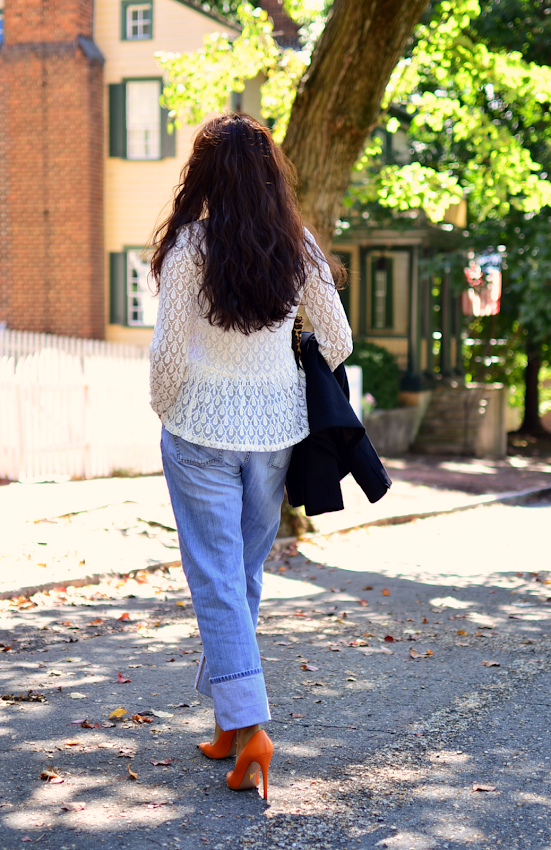 Outfit with Levi's 501